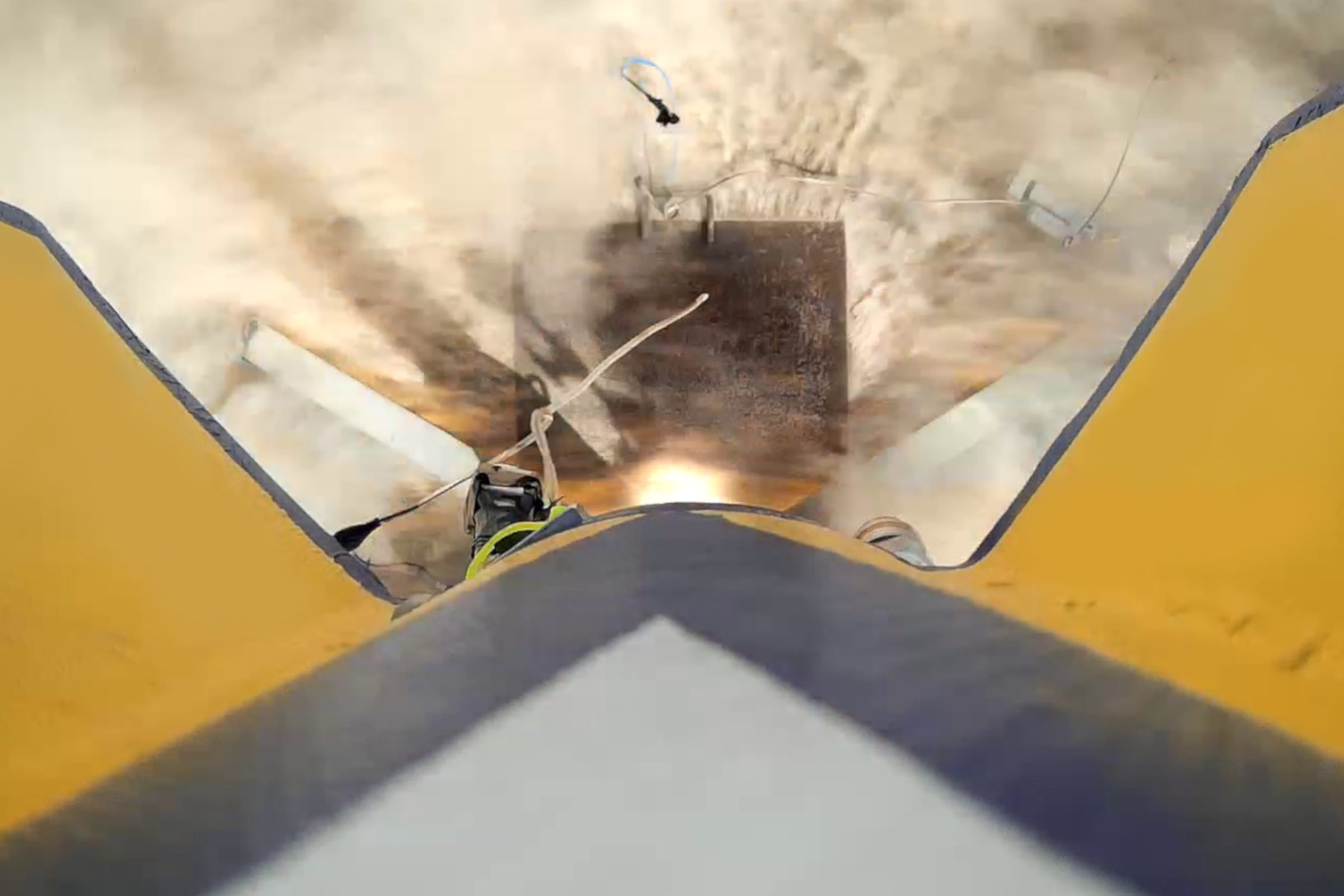 MASA rocket launch featured image.