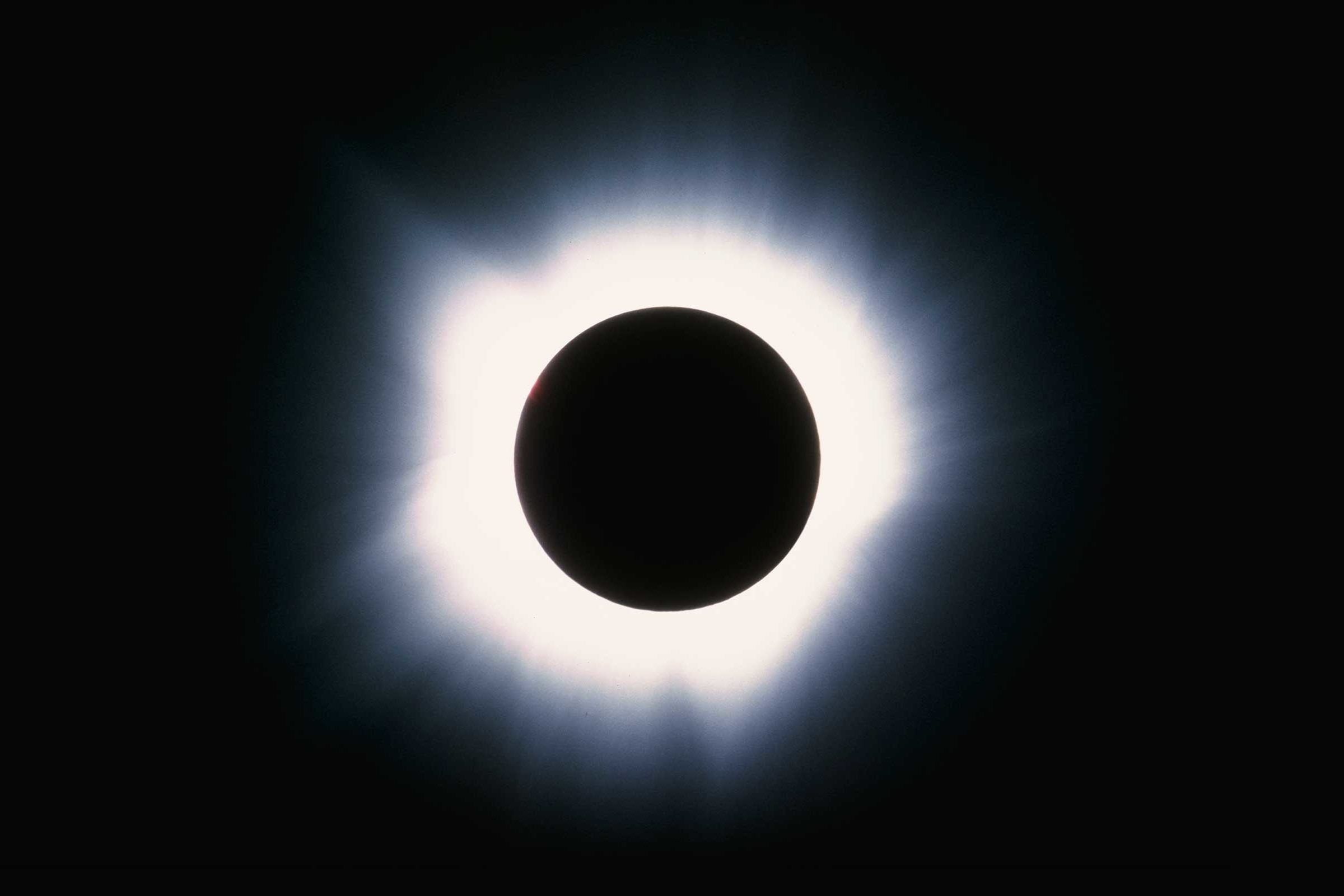Solar Eclipse March 7th, 1970.