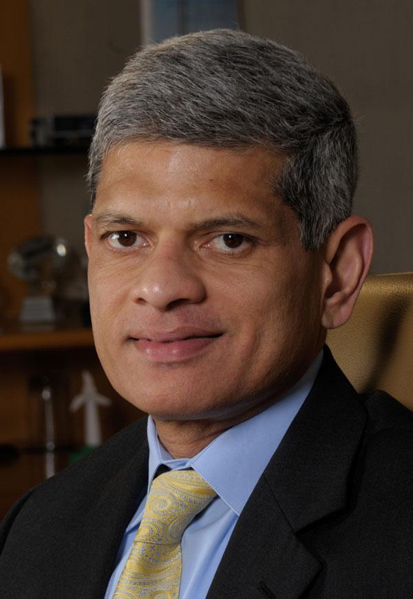 Portrait of Dr. Sanjay Correa