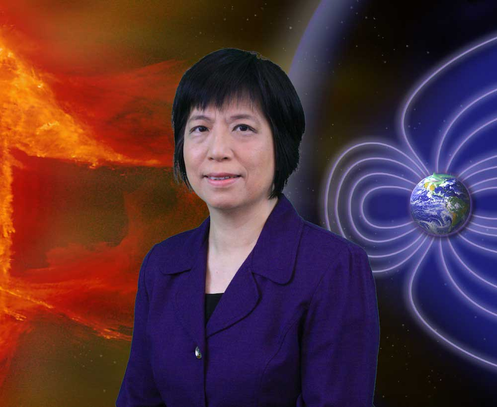 Dr. Mei-Ching Fok, Climate & Space Alum of the Year