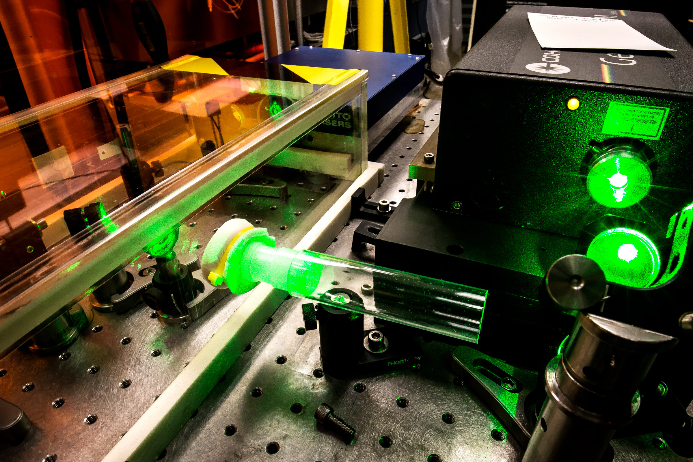HERCULES laser