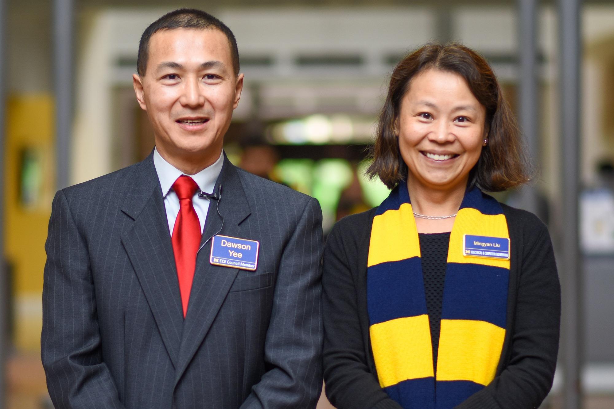 Dawson Yee and Mingyan Liu