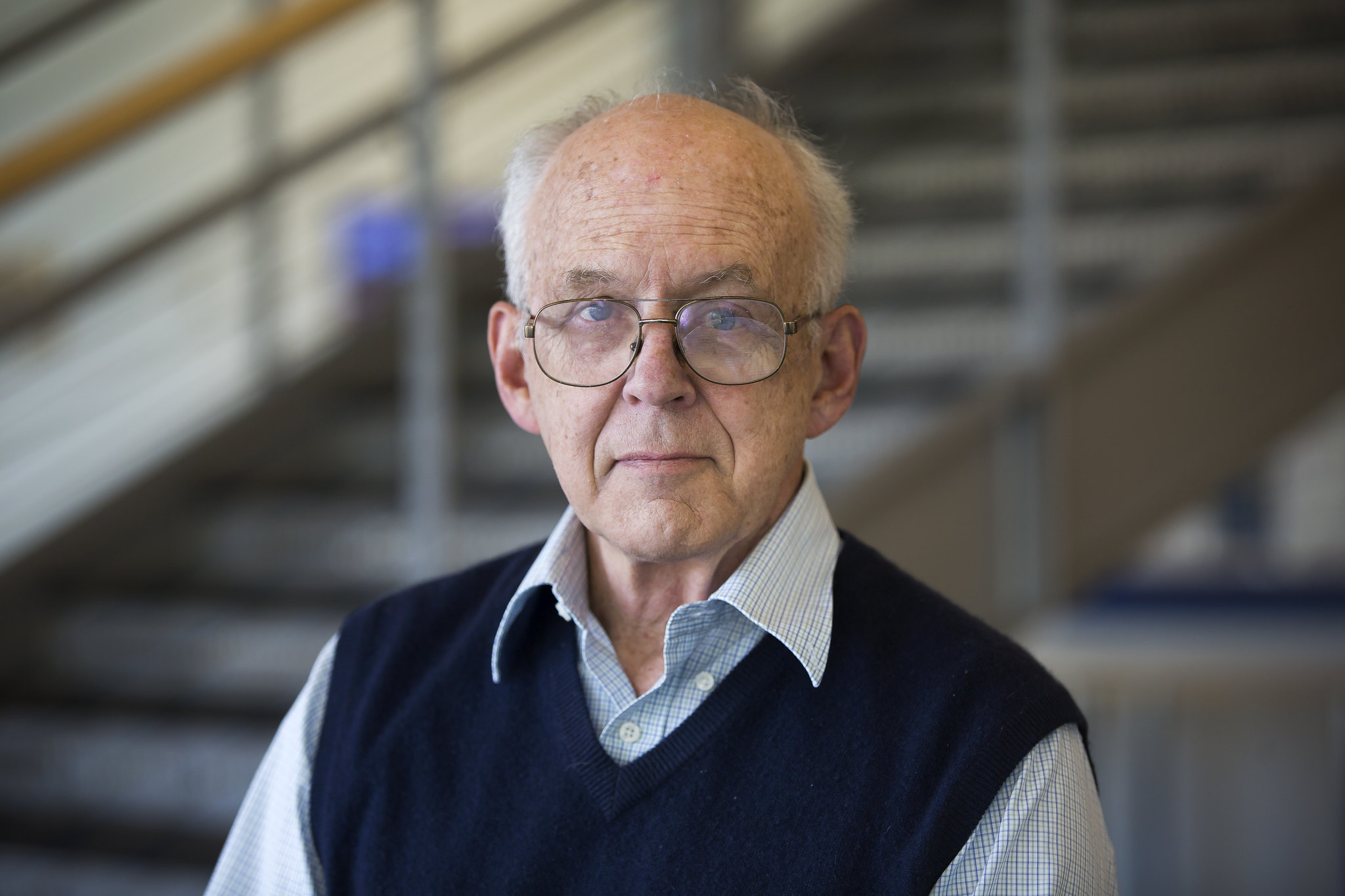 Professor Edward Larsen