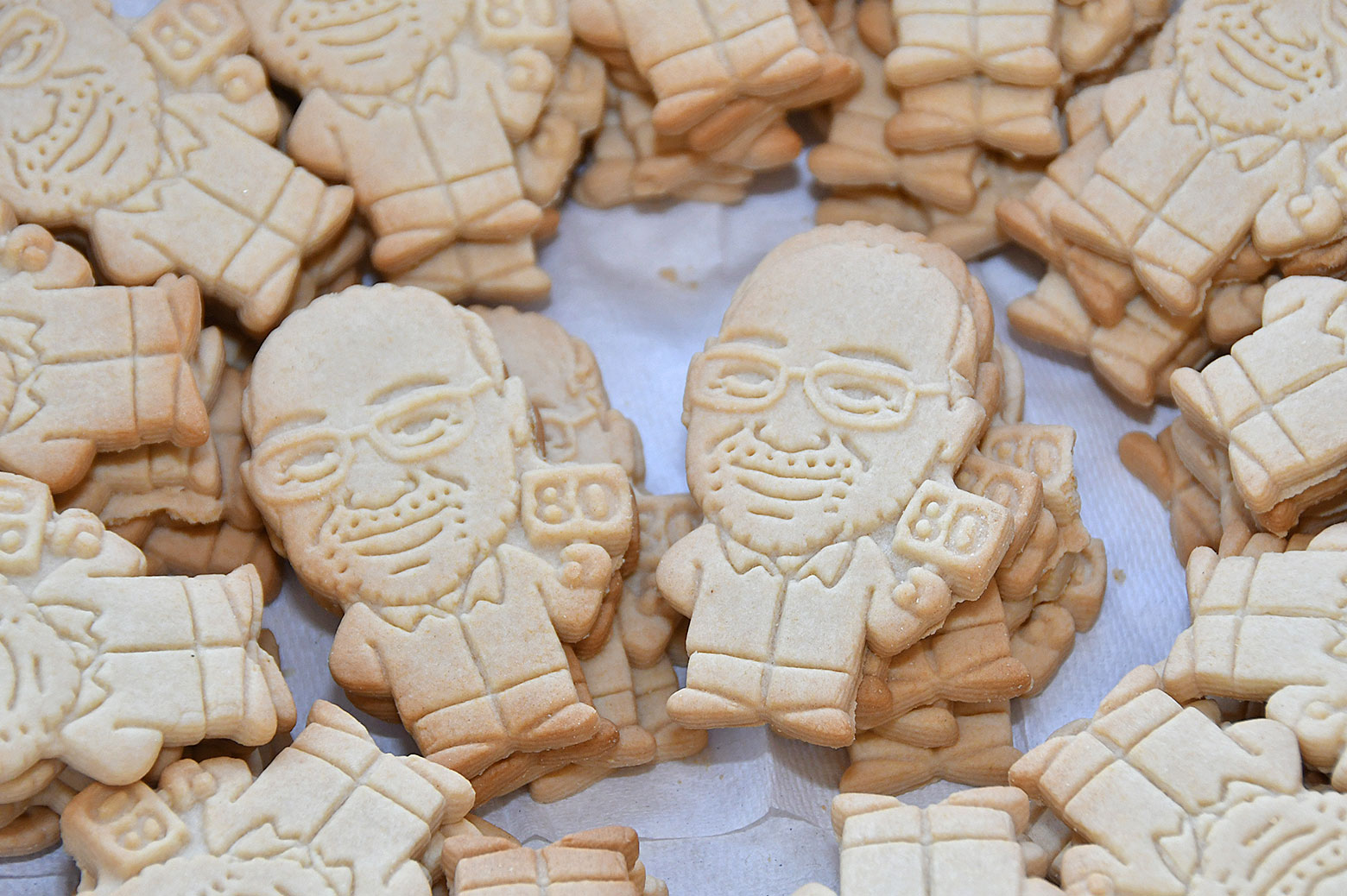 image of Scott Fogler cookies!