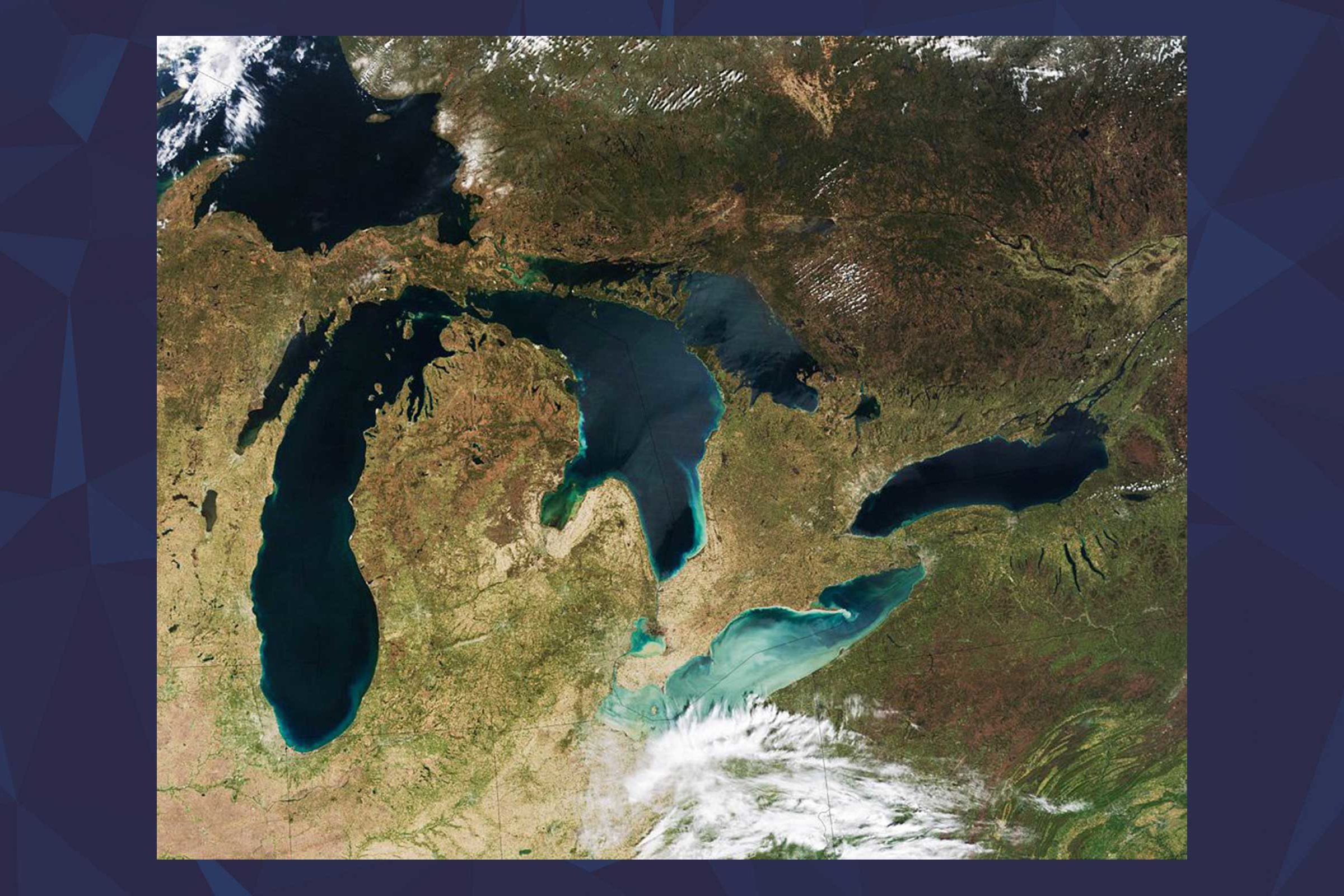 Great Lakes: NASA