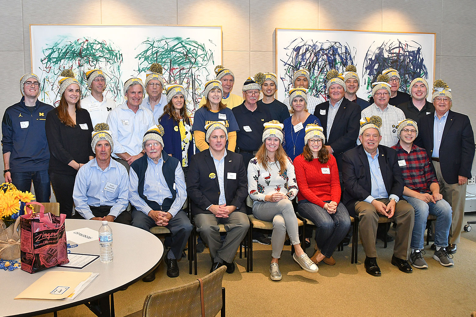 image of alumni at 2019 Annual Alumni Luncheon