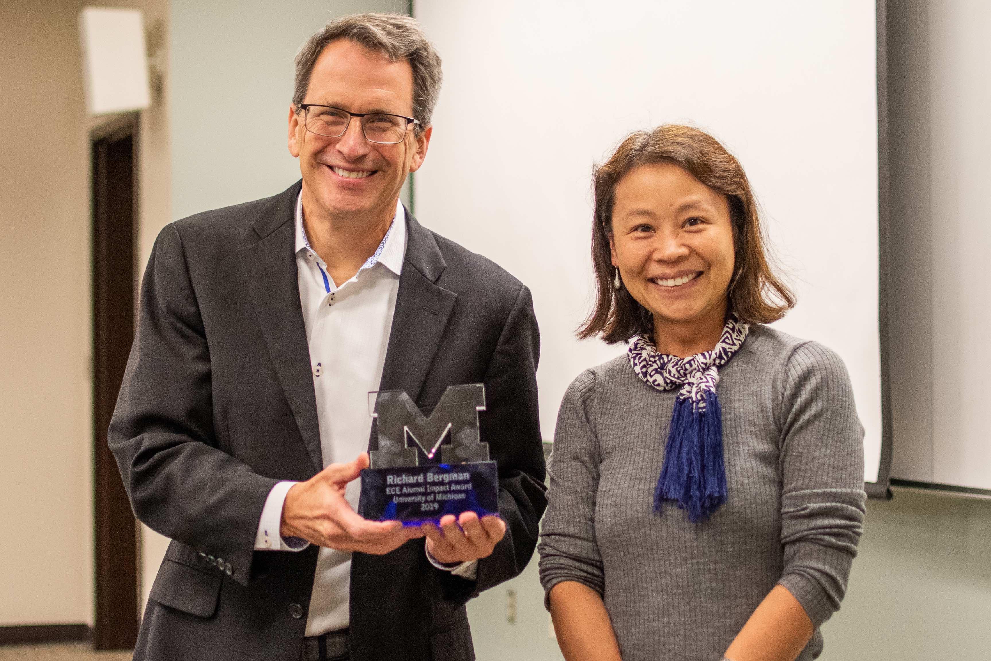 Rick Bergman and Mingyan Liu