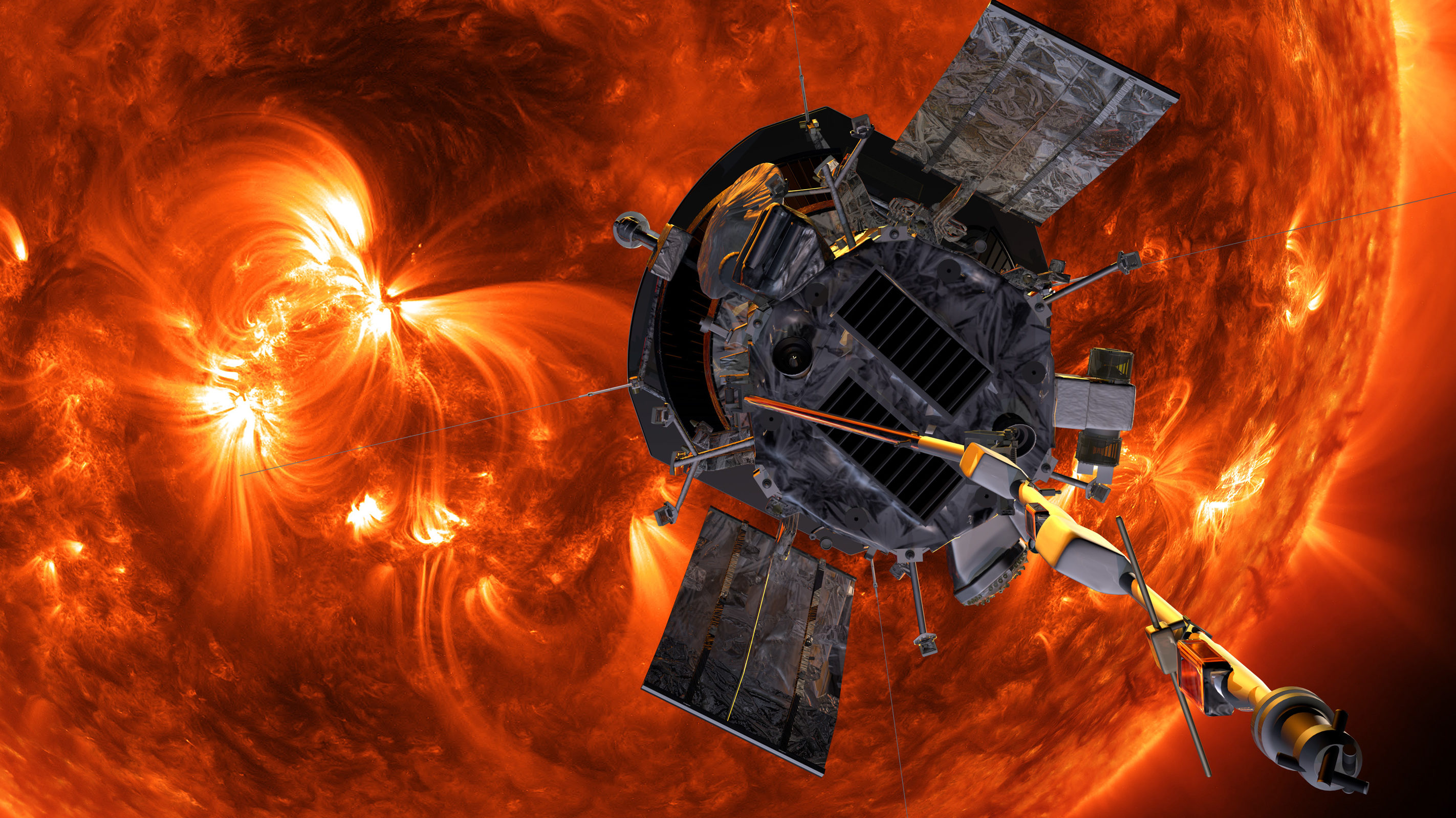 Parker Solar Probe: 'We're missing something fundamental about the sun'