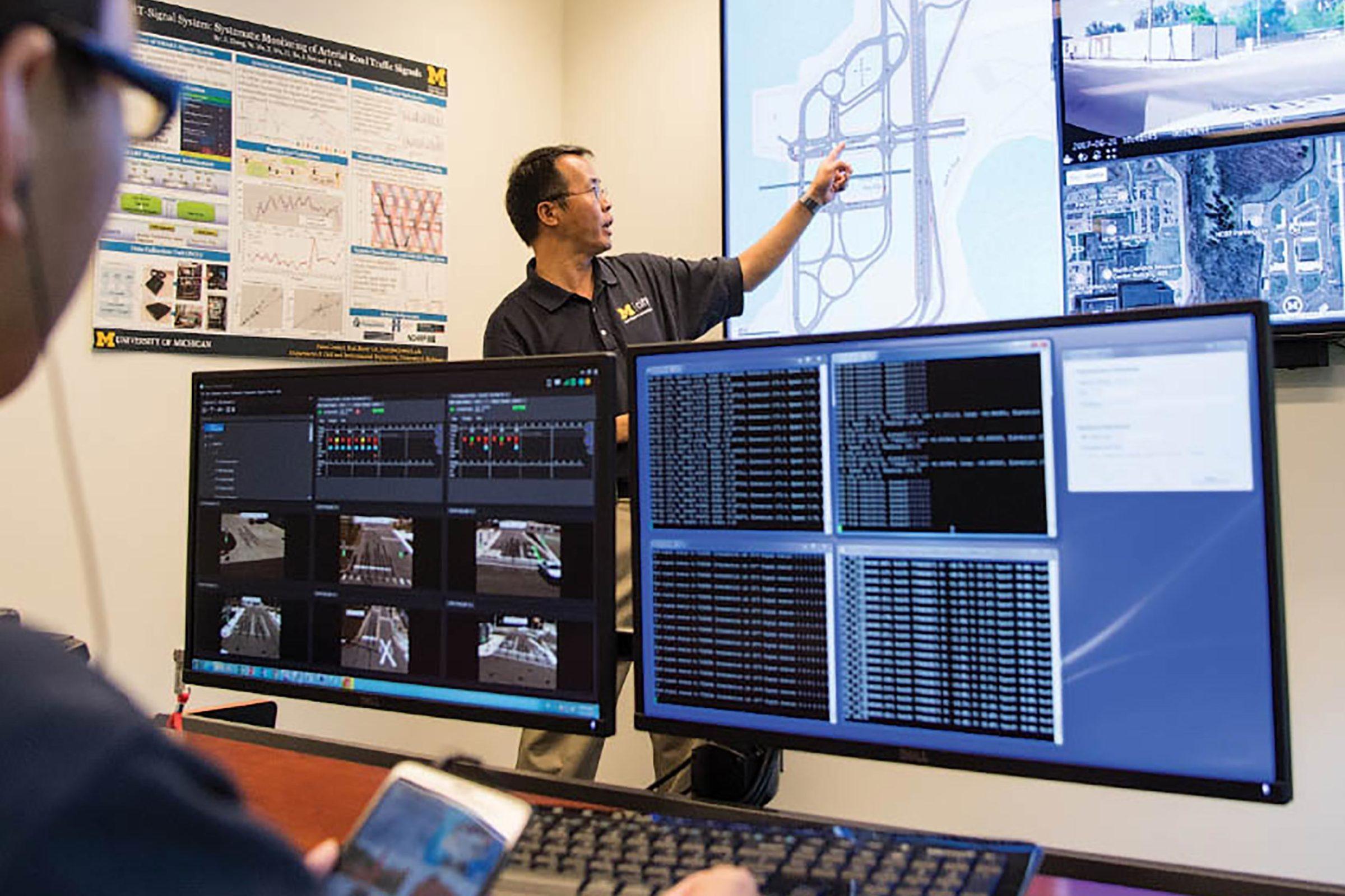 Traffic Control Lab