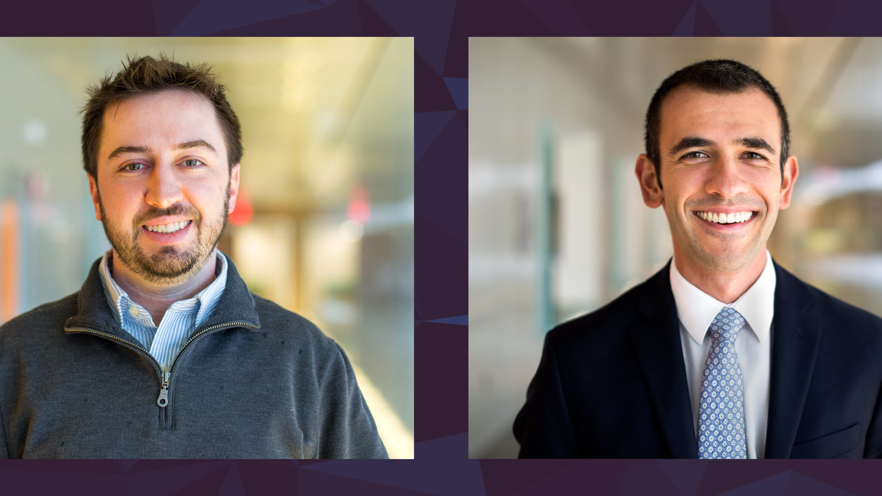 Two CEE professors receive NSF CAREER Awards