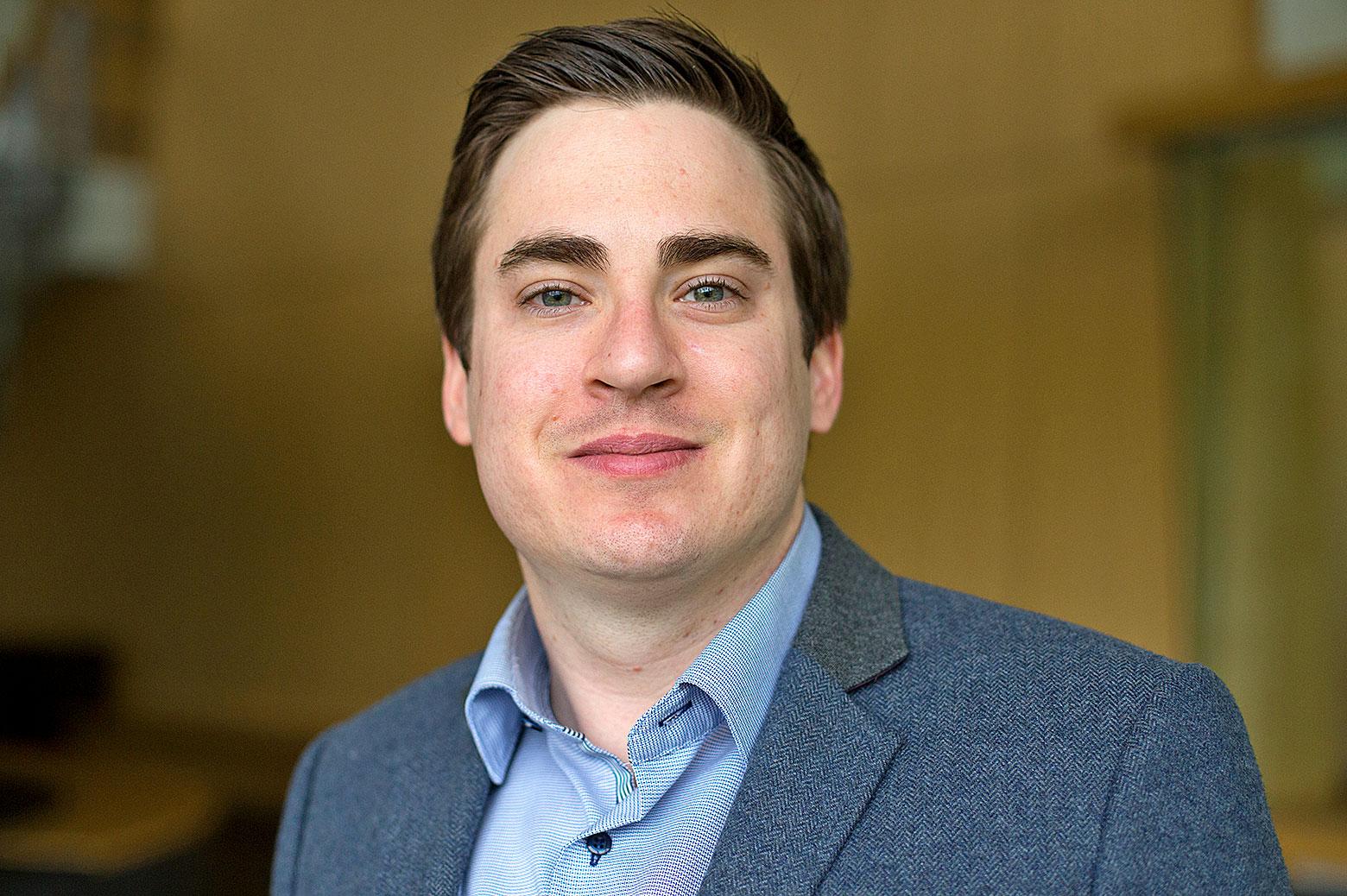 Bryan R. Goldsmith, Dow Corning Assistant Professor
