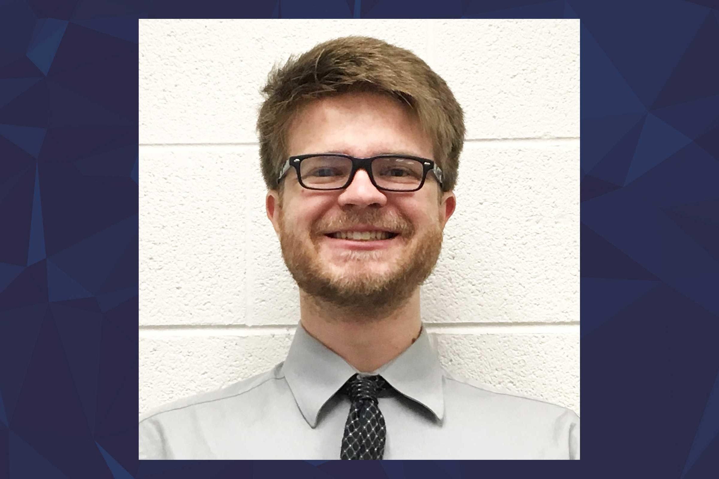 Climate & Space postdoctoral fellow Dr. Alex Hegedus