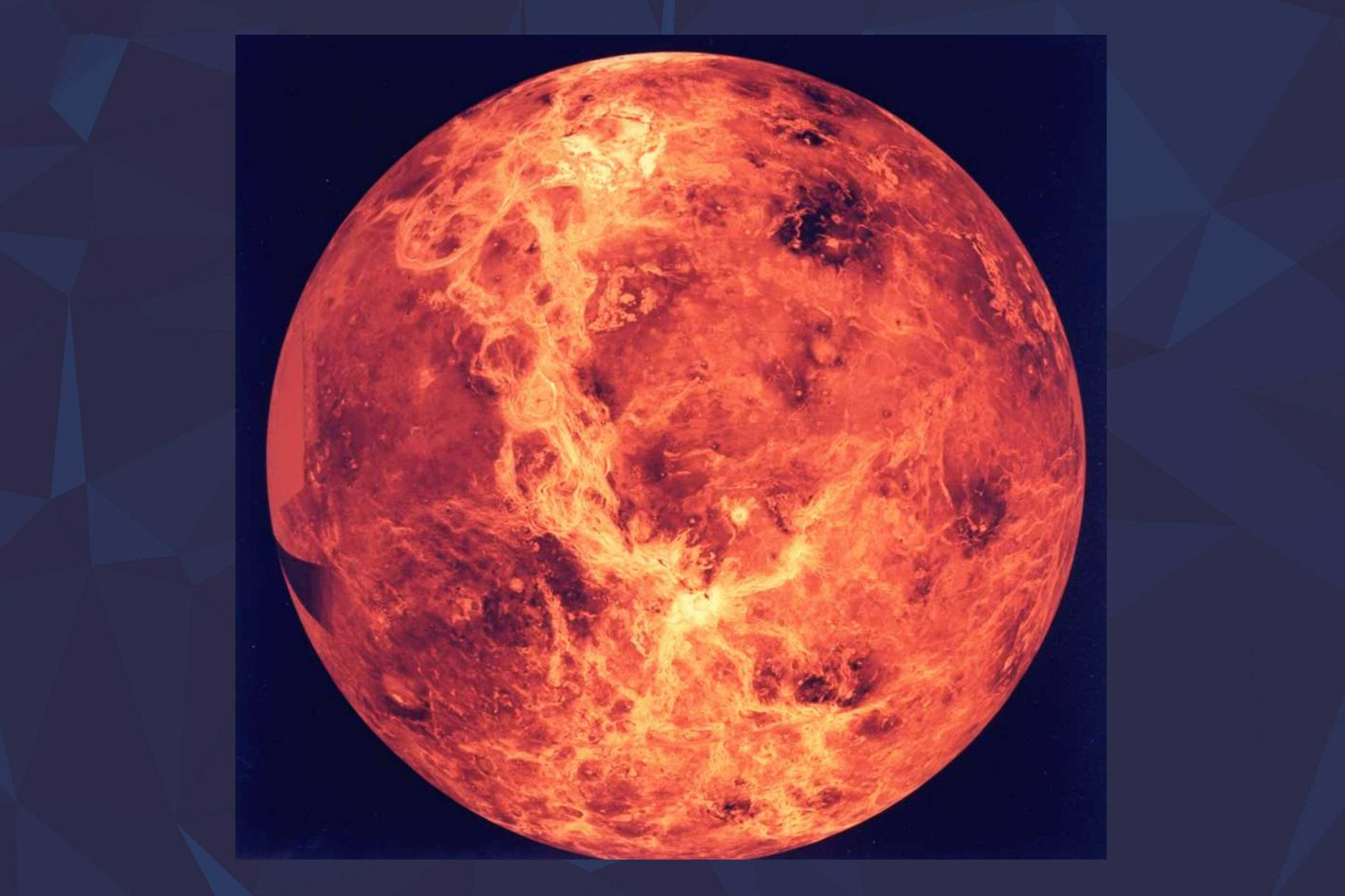 Image of Venus. Credit: NASA