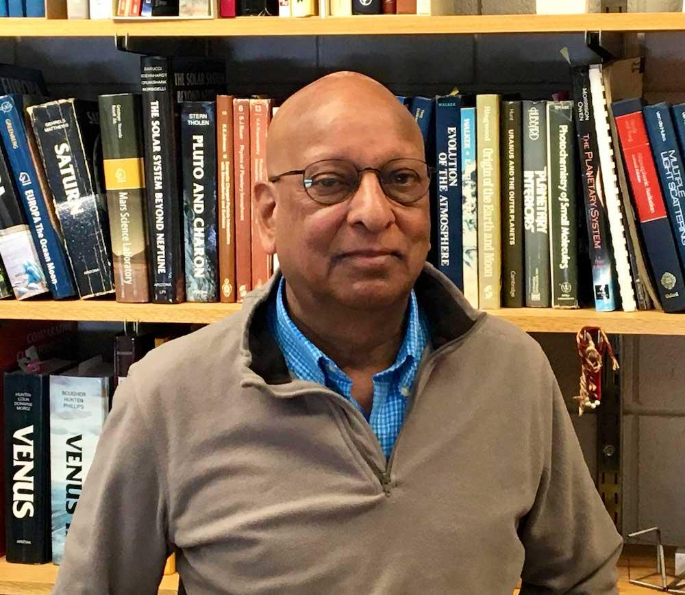 Climate & Space Prof. Sushil Atreya