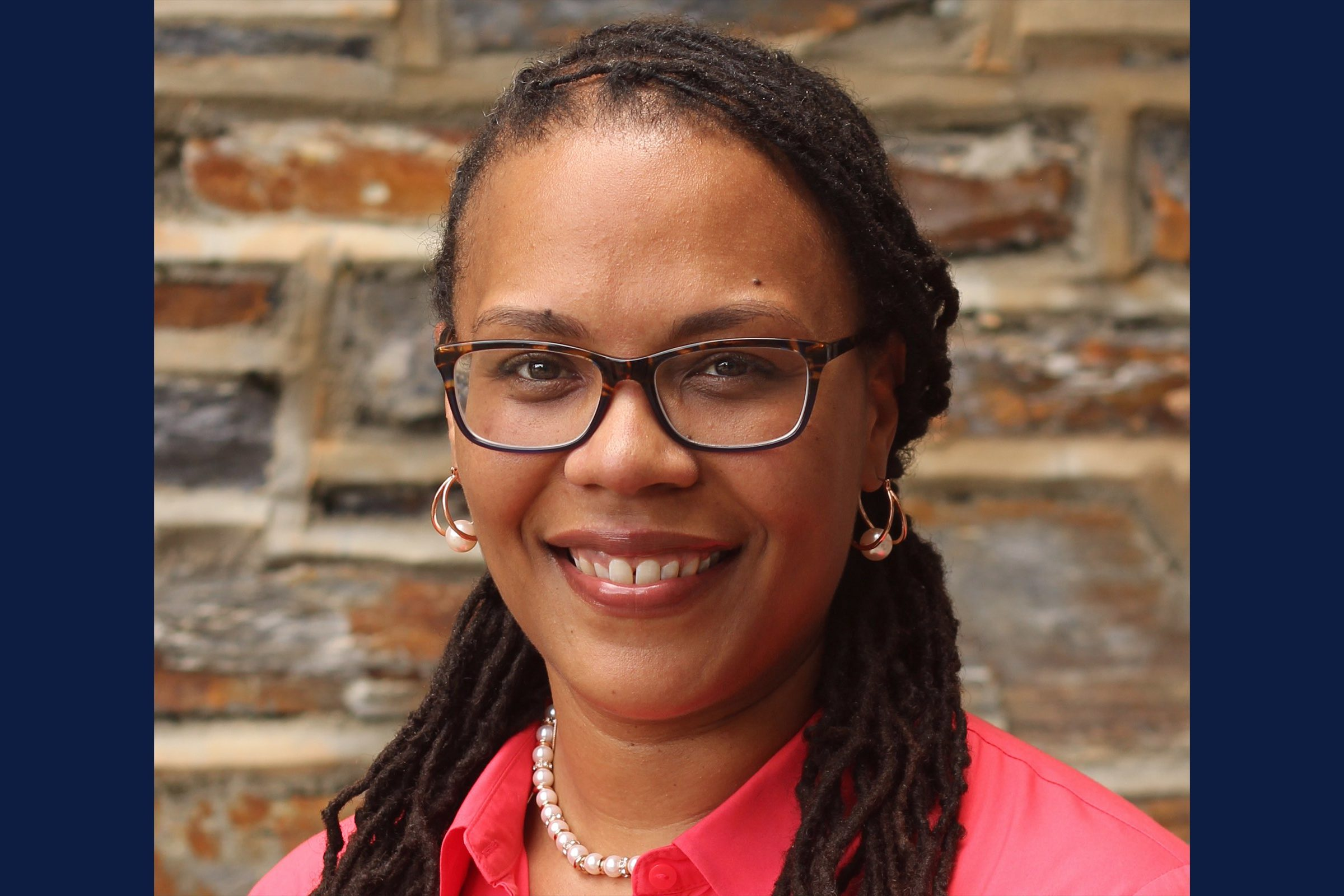 Alumna Prof. Adrienne Stiff-Roberts honored with the Willie Hobbs Moore Distinguished Lectureship