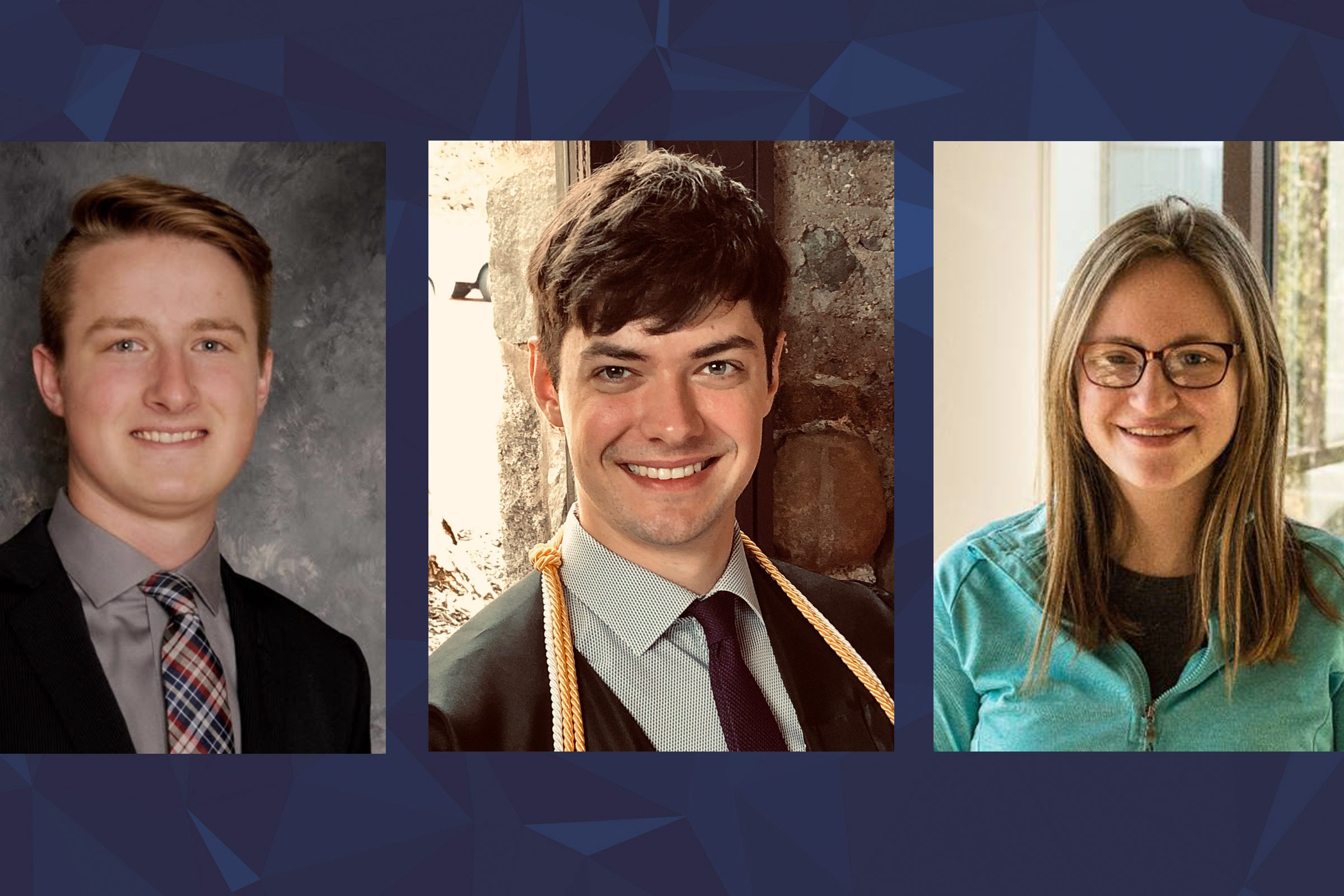 Three NERS students awarded prestigious Graduate Research Fellowships