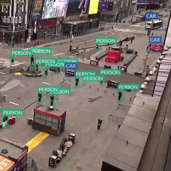people in the streets of new york