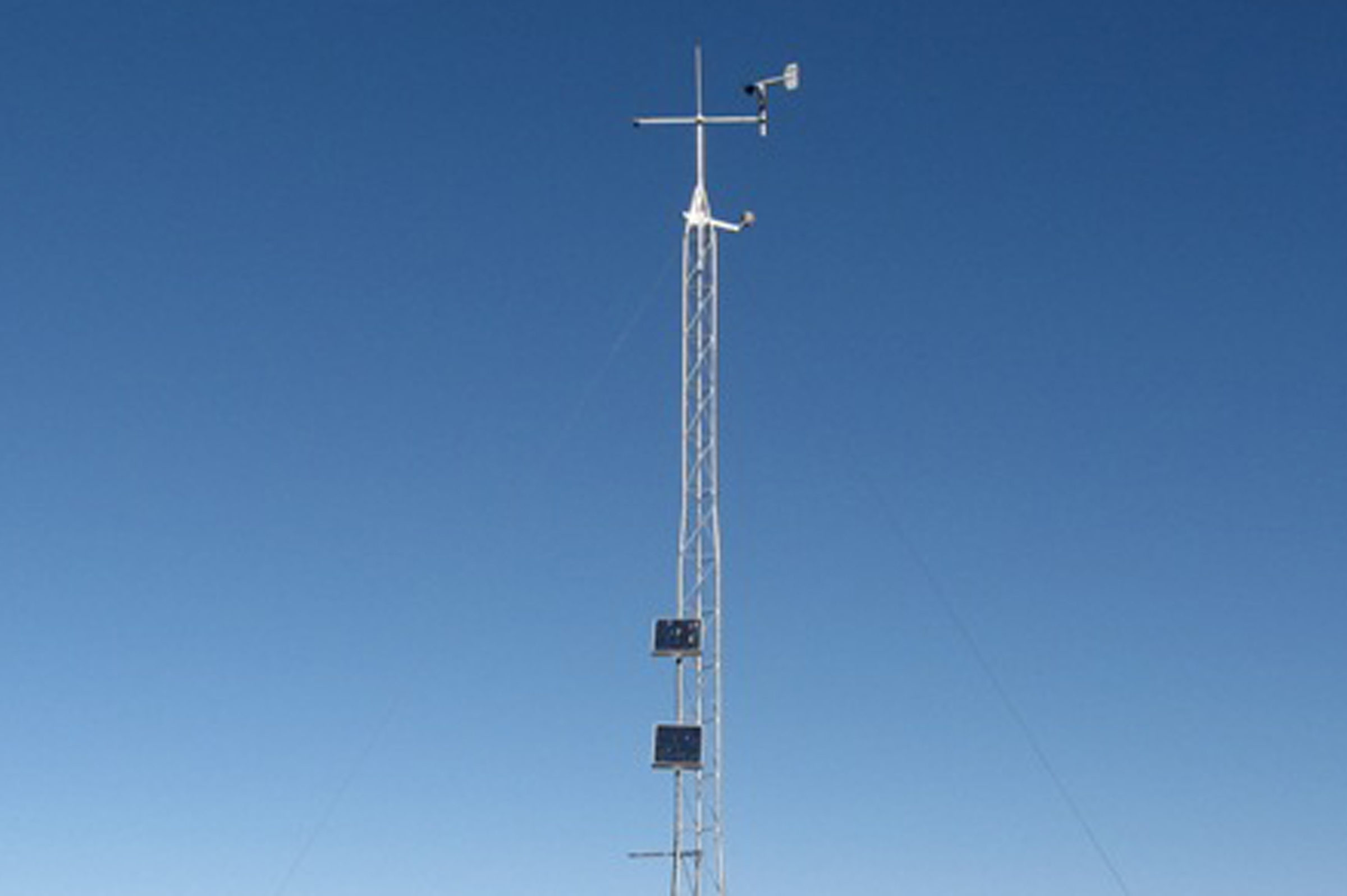 a monitoring station in Texas