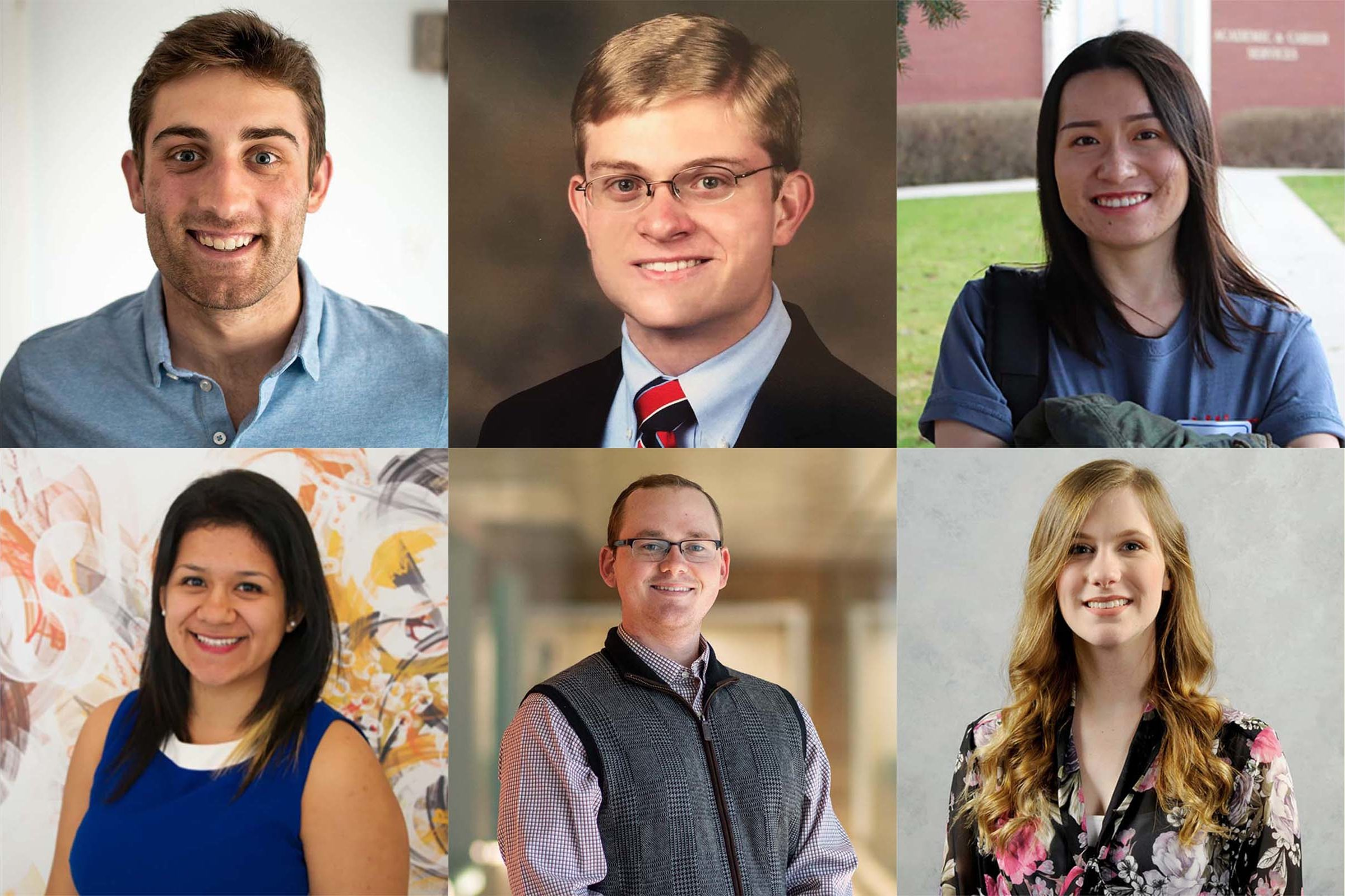 2020 ECE NSF Graduate Research Fellowships Awardees