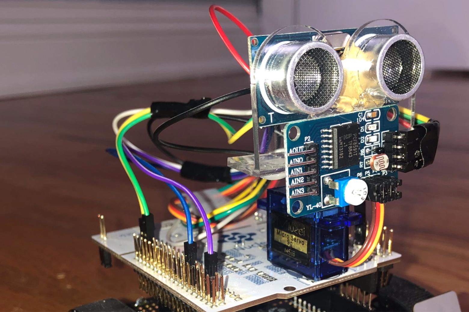 Student robotics project