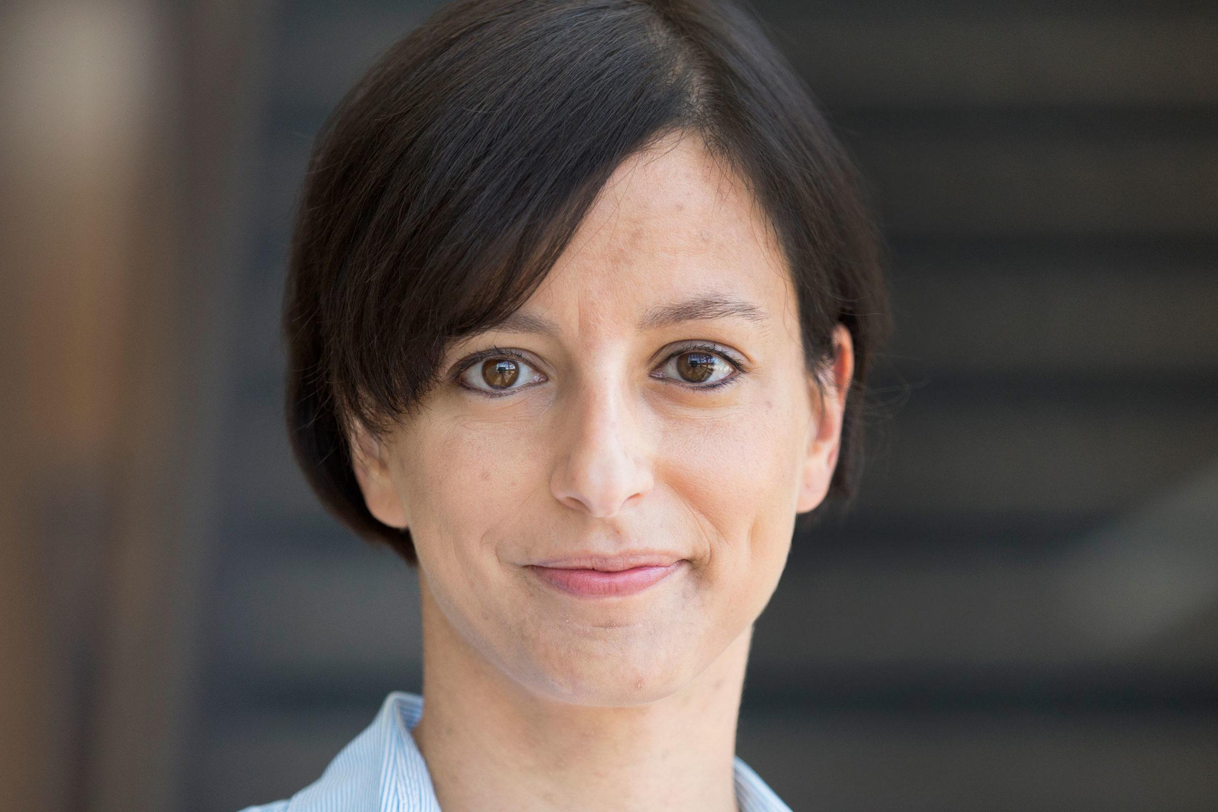 Enrica Bernardini receives Chi Epsilon Excellence in Teaching Award