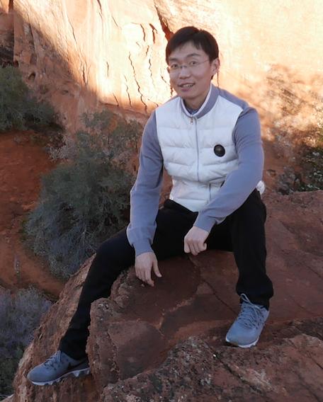 Climate & Space PhD Dr. Hongyang Zhou
