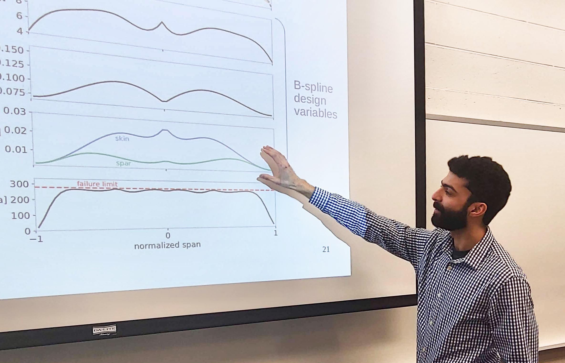 Shamsheer Chauhan teaching