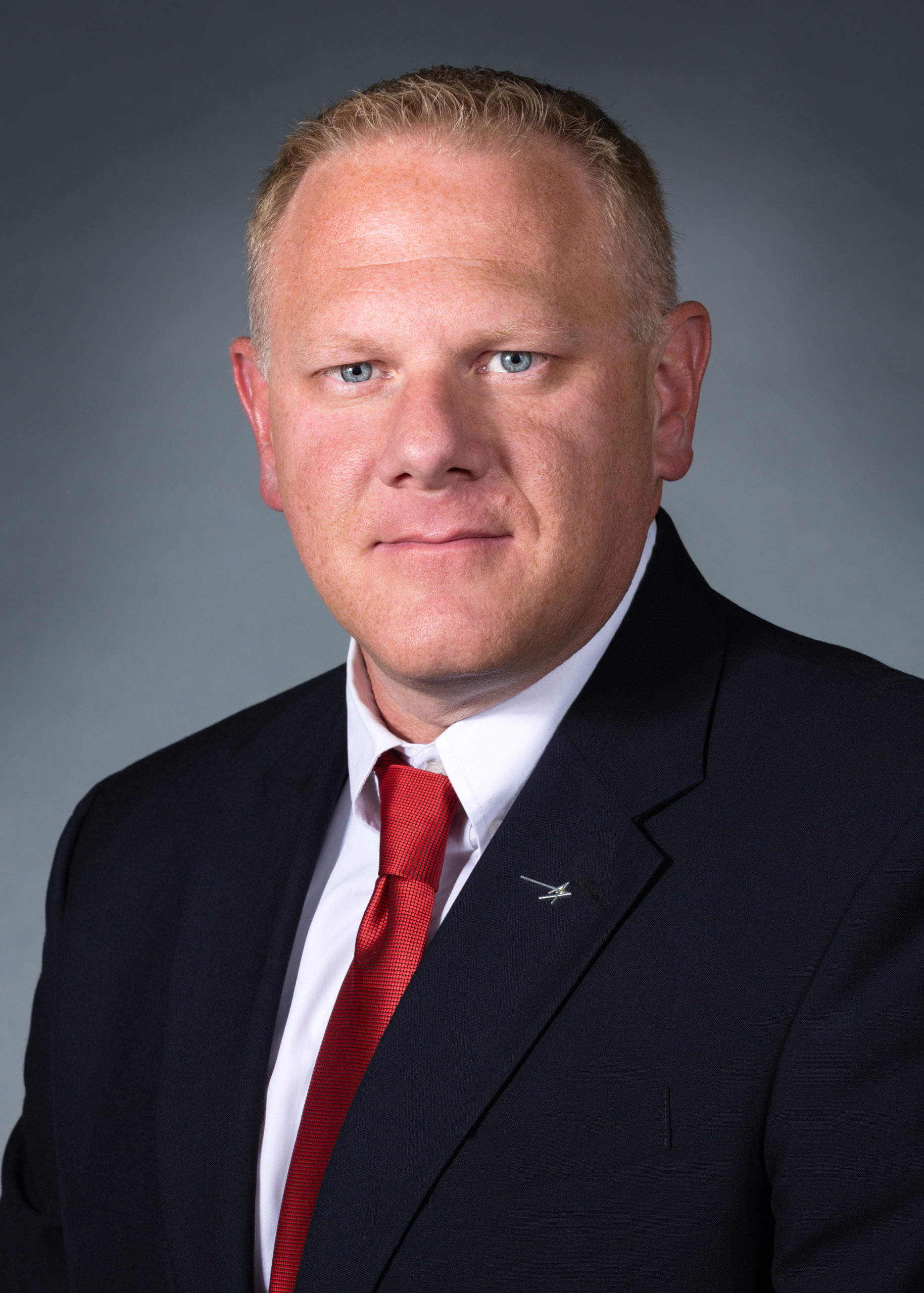 Portrait of Corey Brooker