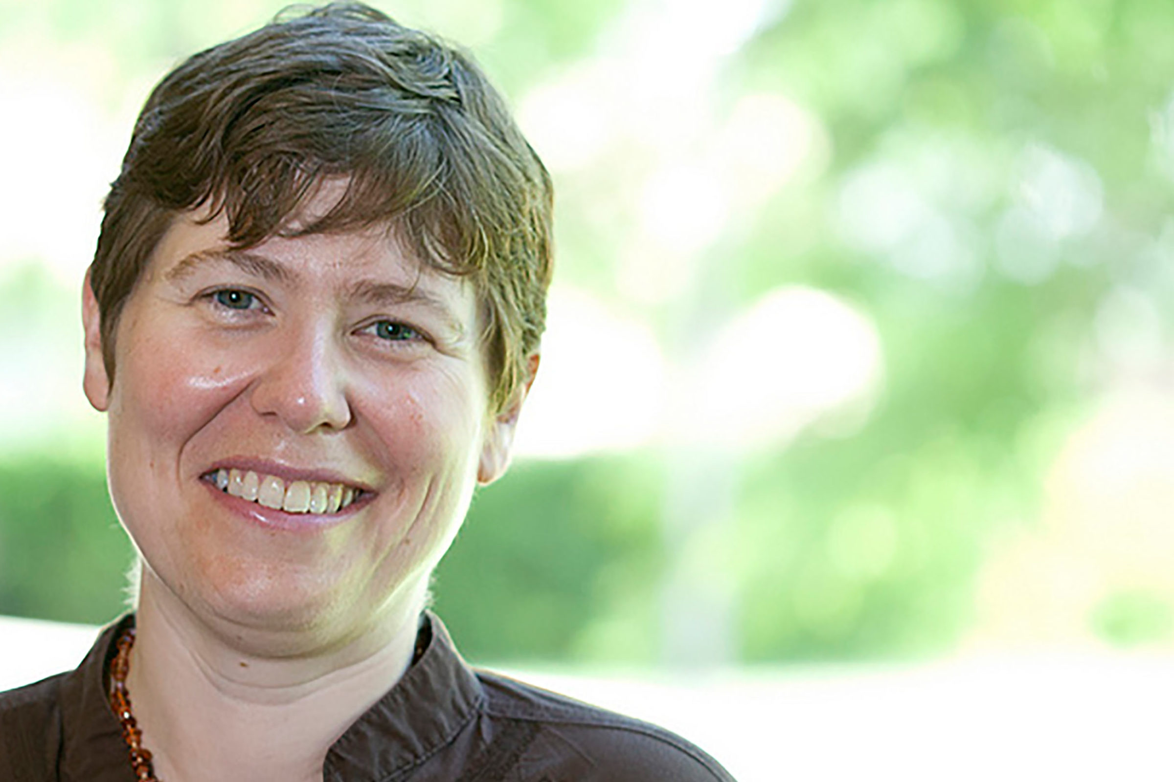 Portrait of Aline Cotel