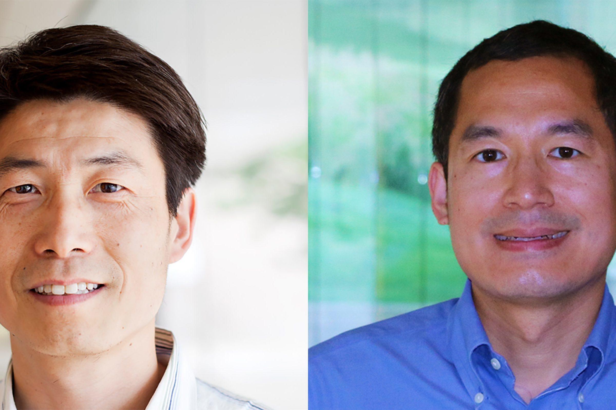 Jay Guo and Zetian Mi