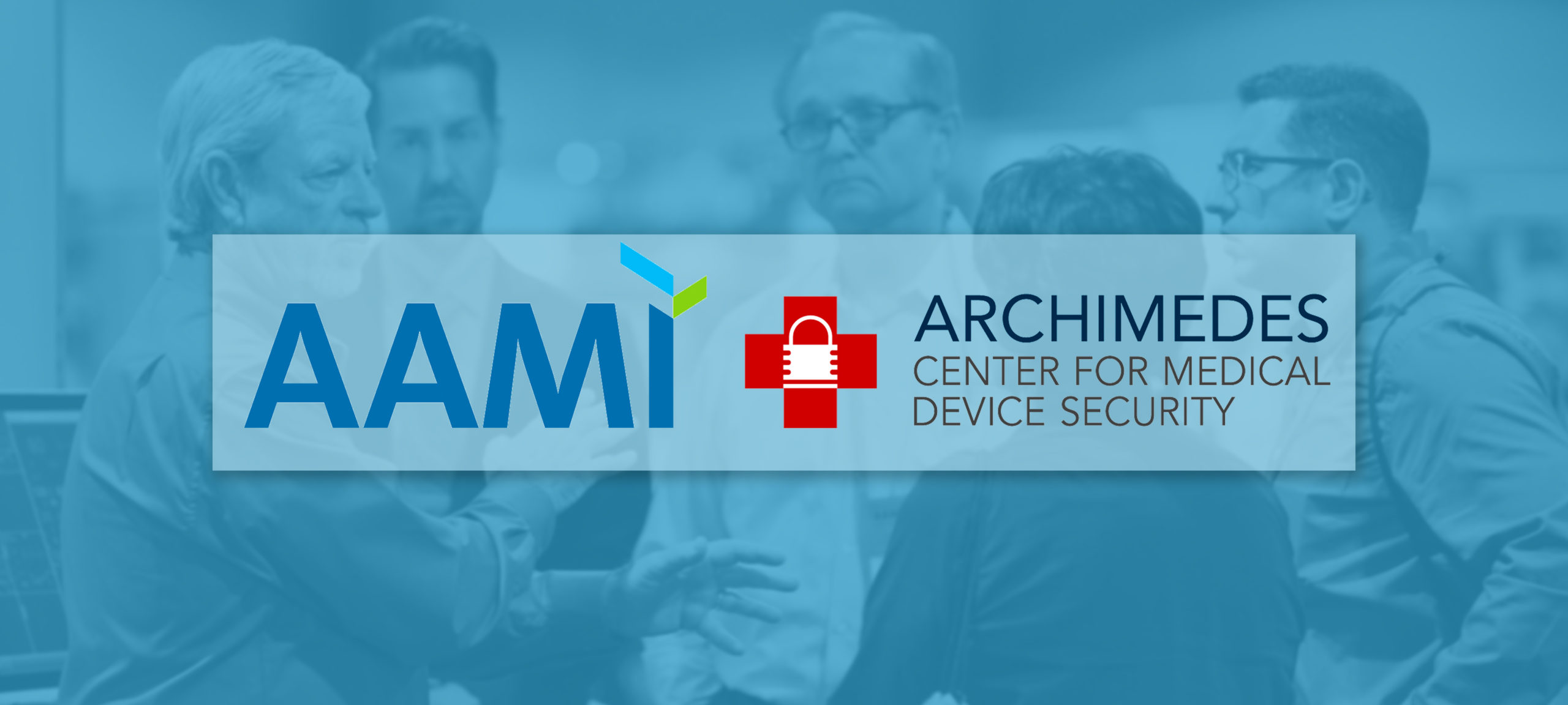 AAMI and Archimedes logos