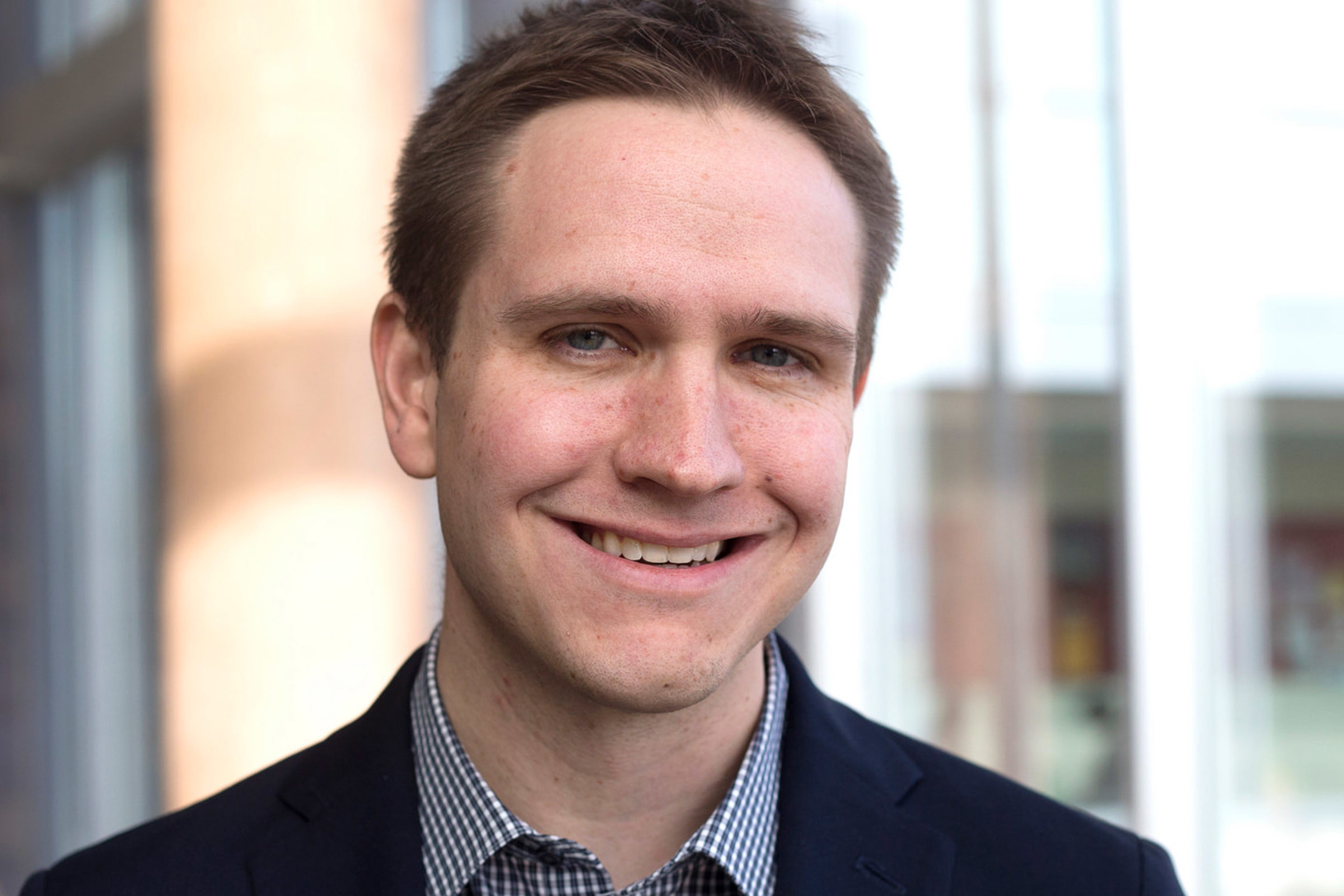 Dr. Benjamin Jorns wins the 2019 AIAfeature story-A Electric Propulsion Best Paper Award