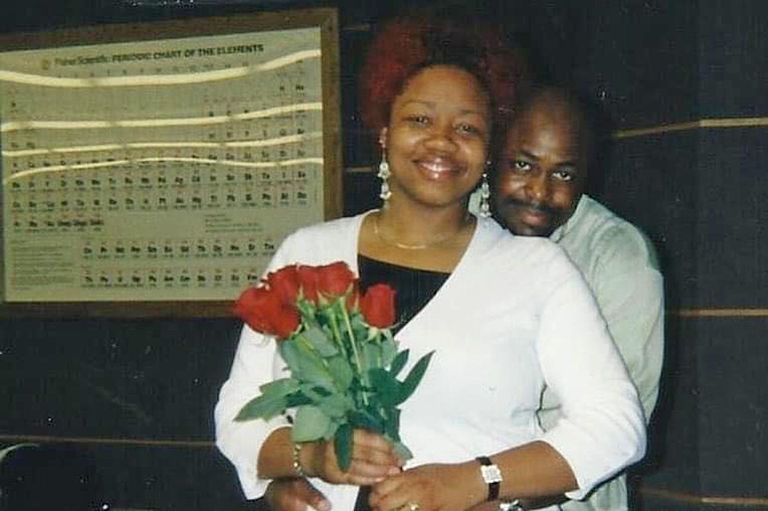 Leroy and Janicca Covington
