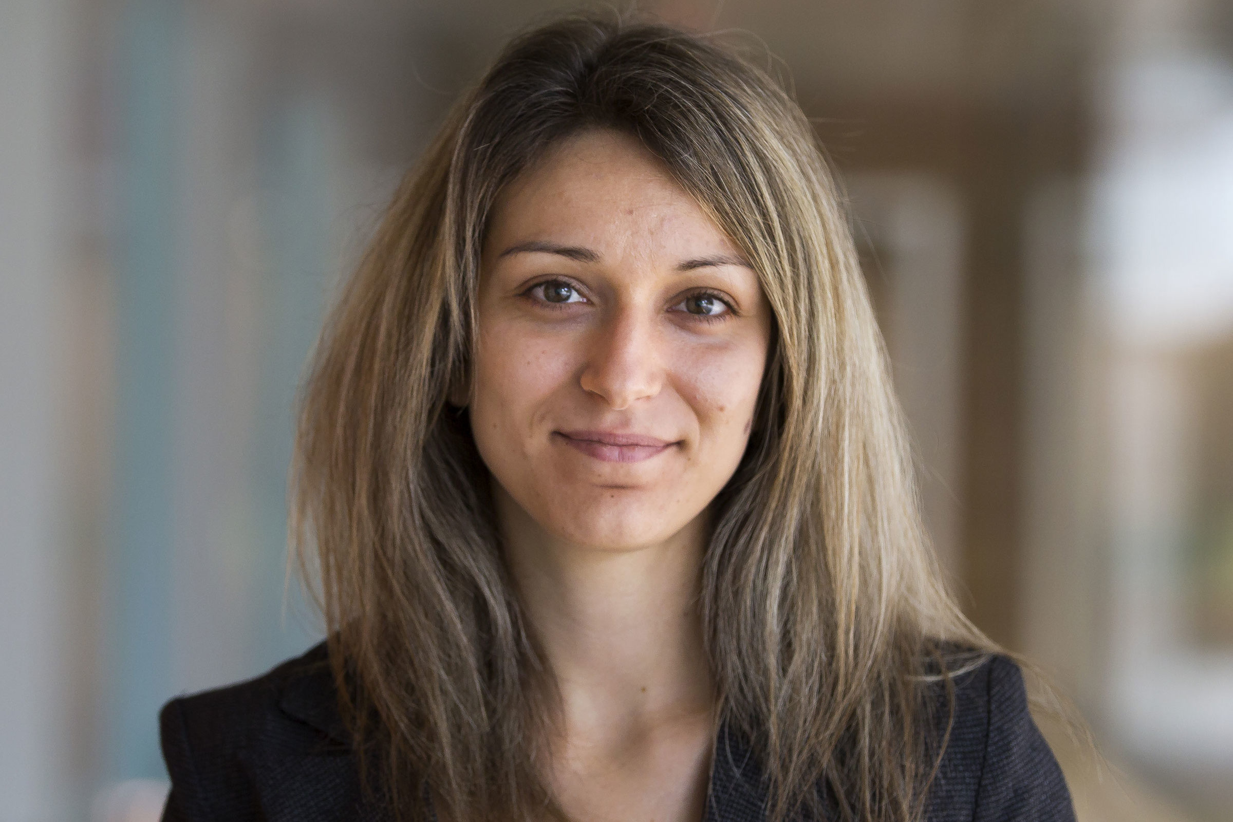 feature image for-Dr. Dimitra Panagou promoted to associate professor