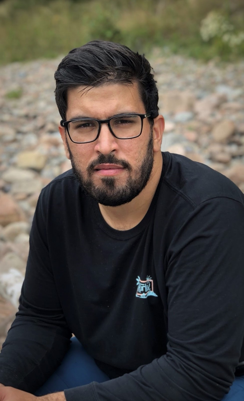 Portrait of Iman Javaheri