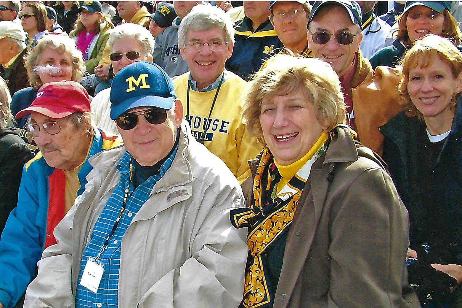 image of Pete and Sue Lederman