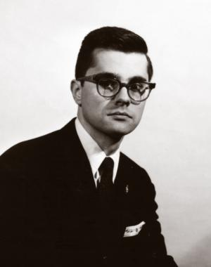 Portrait of Geza L. Gyorey