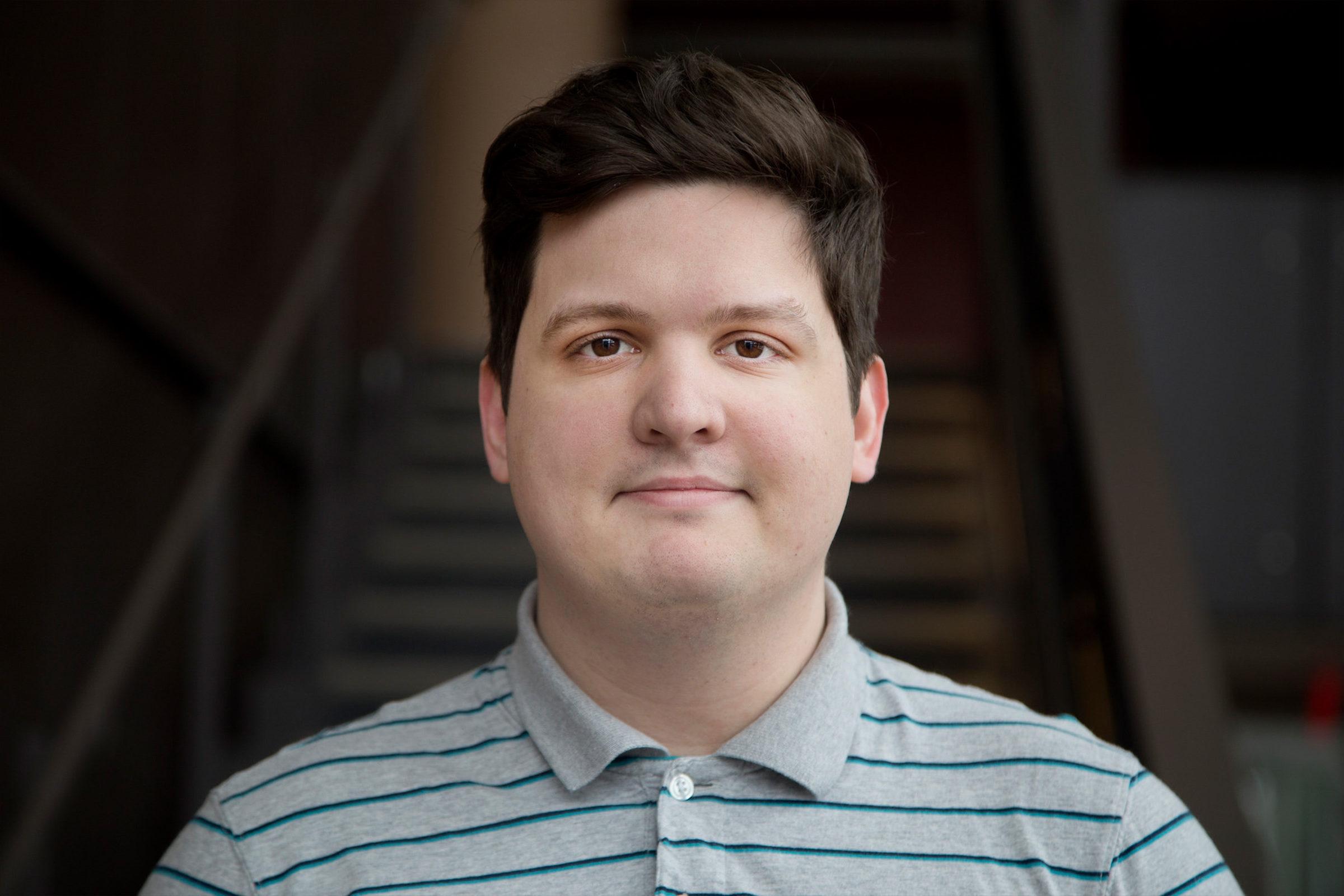 Portrait of Ethan Kennedy