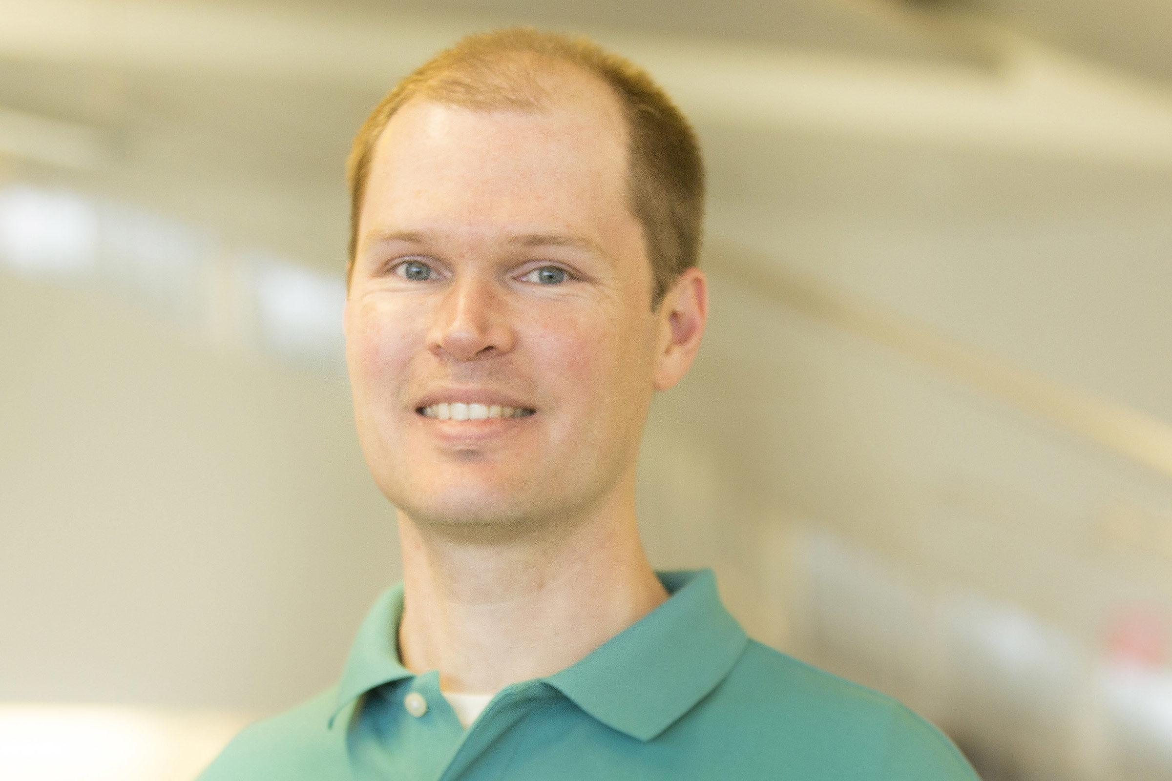 New Staff: Justin Roelofs