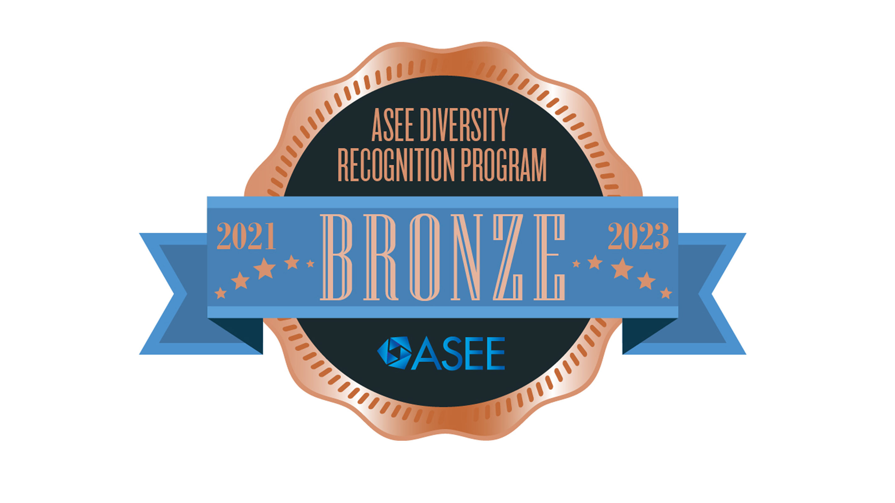 ASEE Diversity Recognition Program Bronze badge