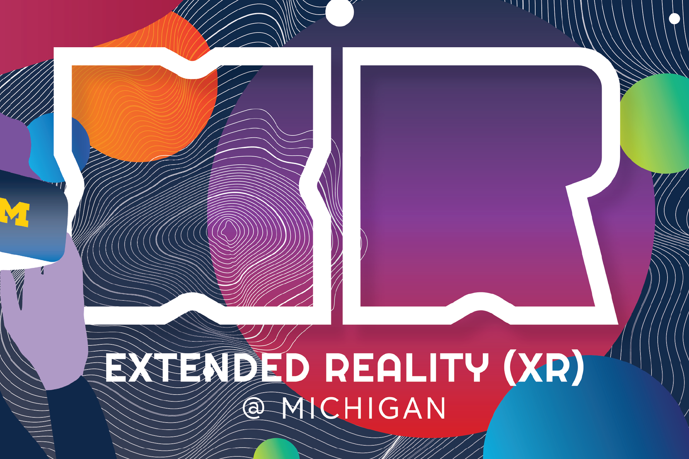 XR Extended Reality Logo