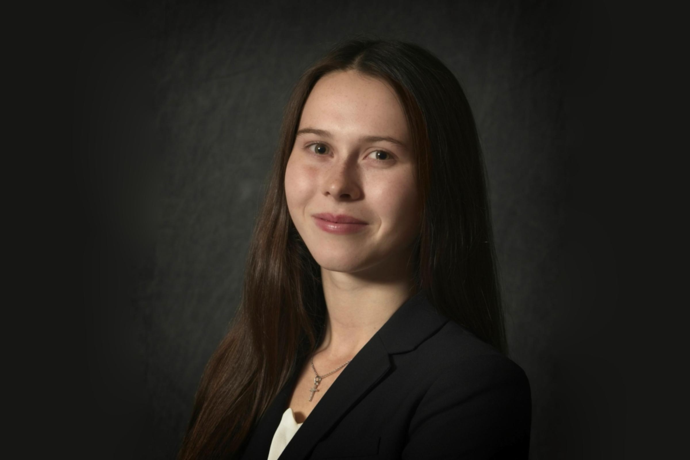NERS Senior Kaitlyn Barr awarded first-ever X-energy summer internship
