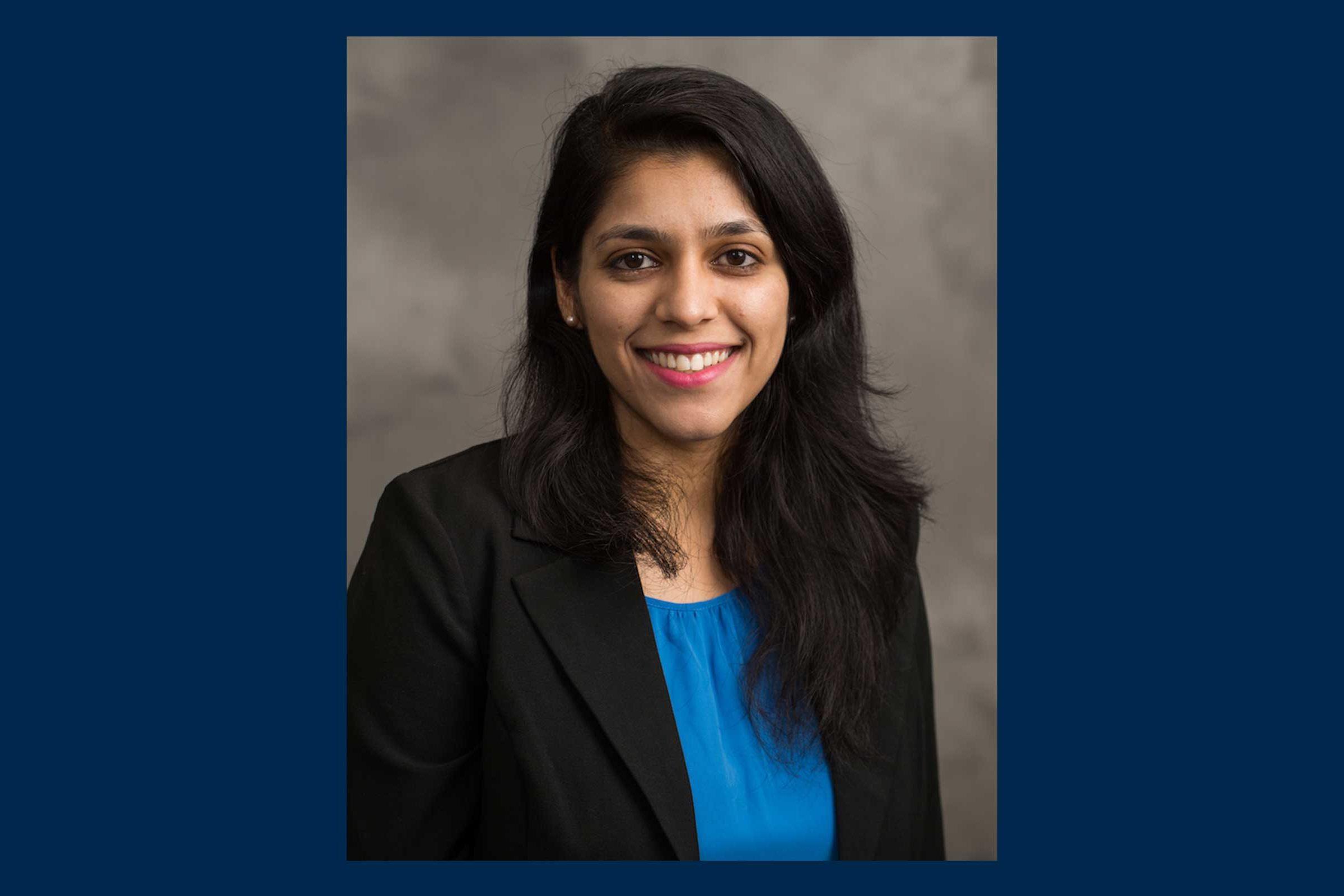 CLASP PhD candidate Garima Malhotra