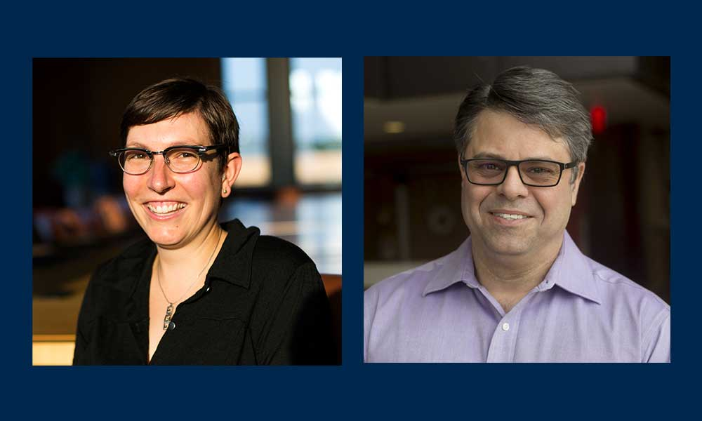 CLASP Prof. Keppel-Aleks and Dr. Raines captioned