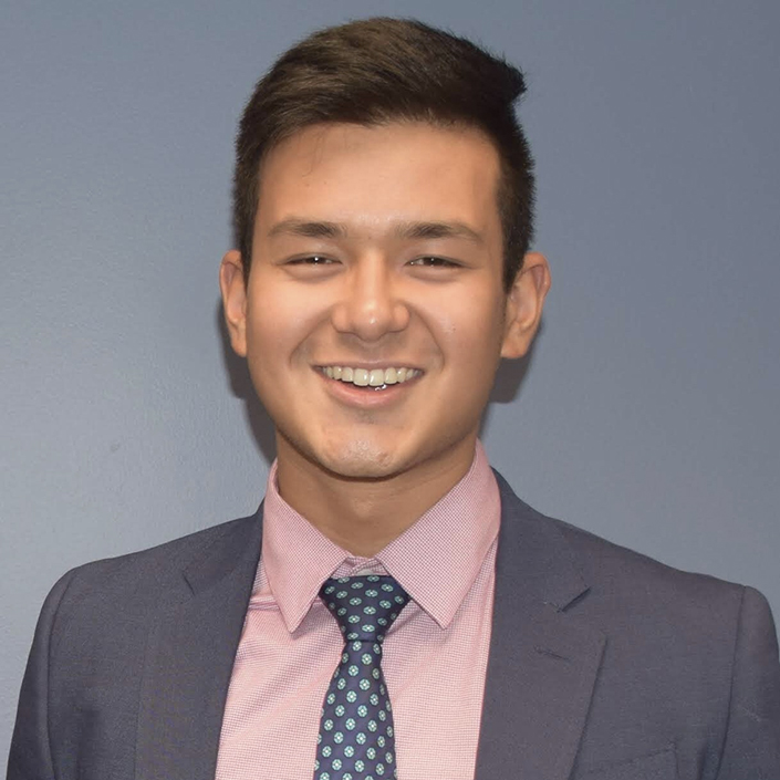 Mitchel Huang headshot