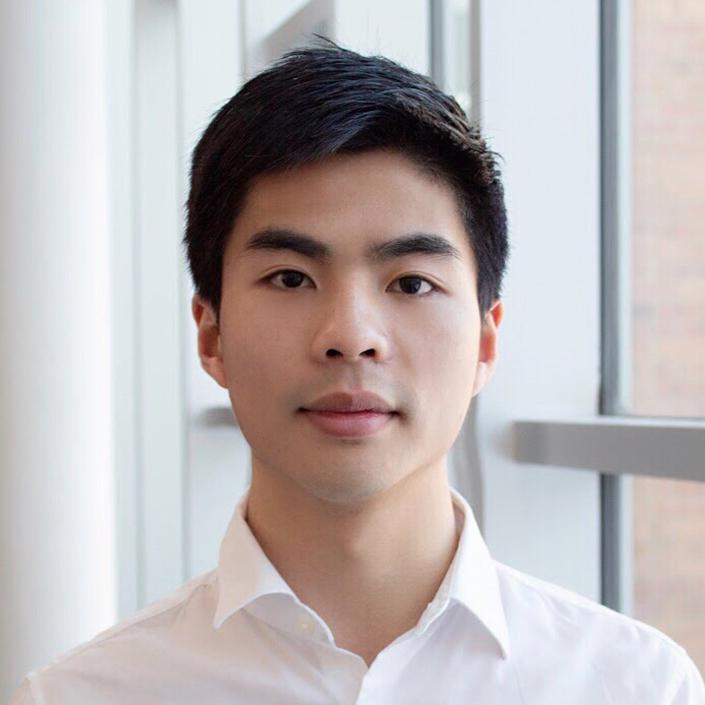 Xinlong Yin headshot