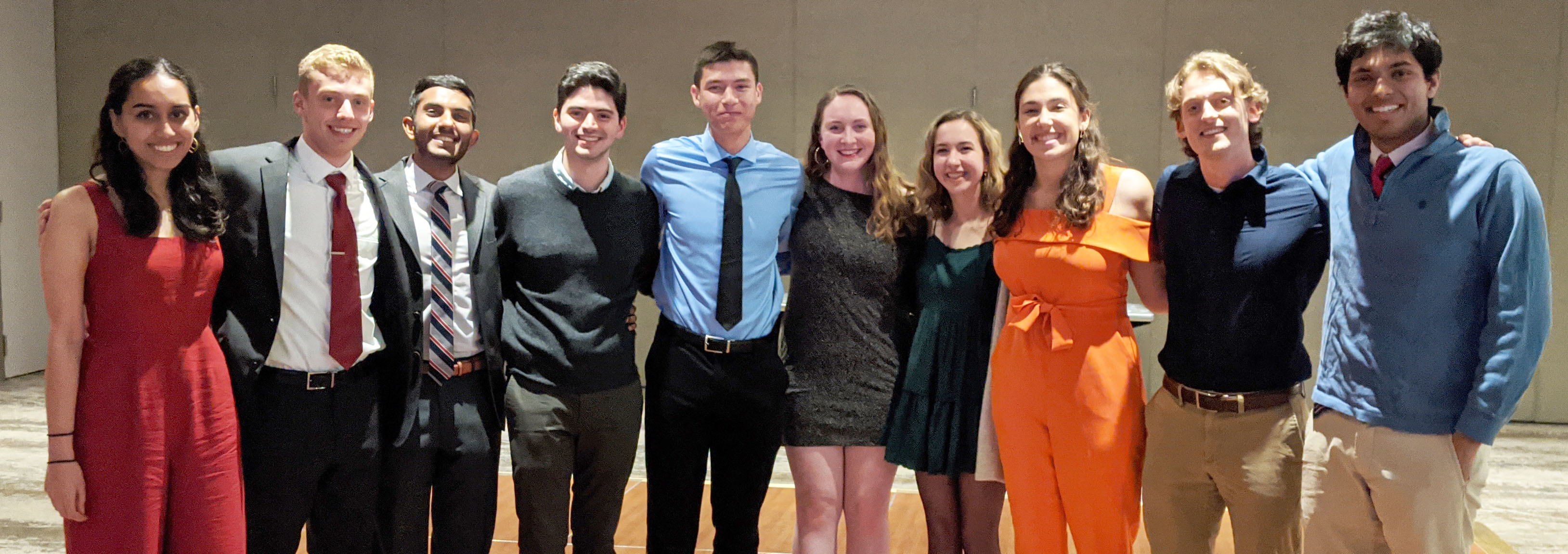 HKN Officers - Fall 2019 term