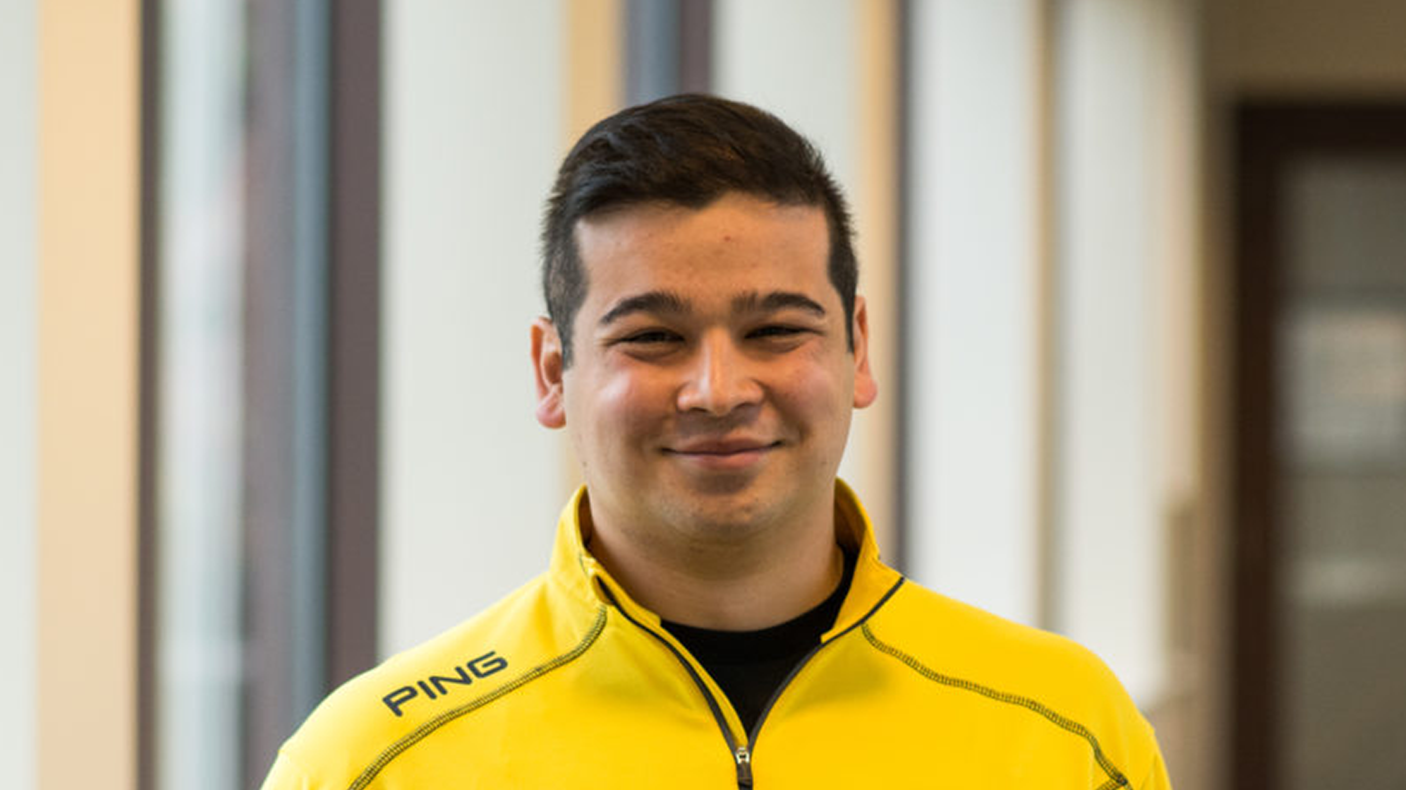 Michael Hua awarded Knoll Graduate Educational Grant from IEEE
