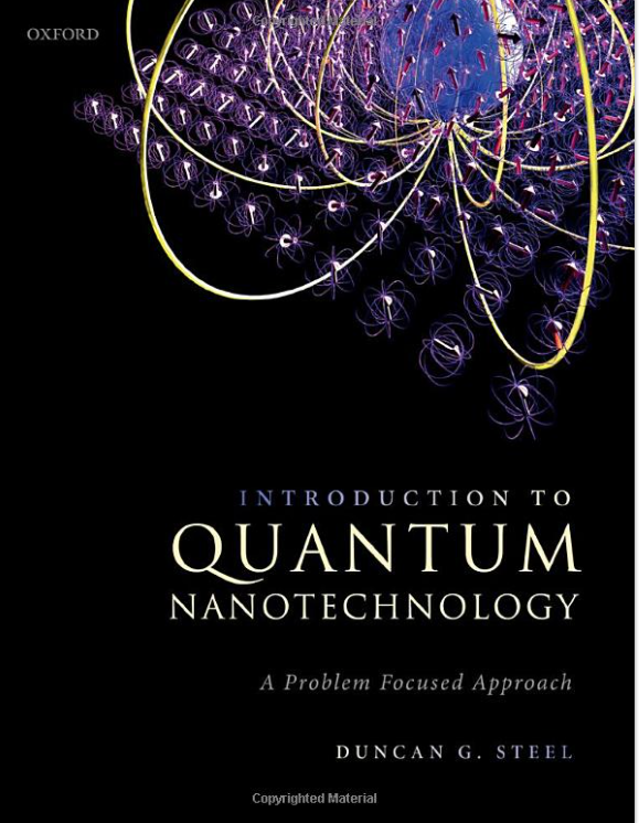 textbook Intro to Quantum Nanotechnology